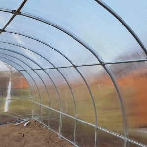 BUET TUBE 3m Växthusförlängning, 2m Längd